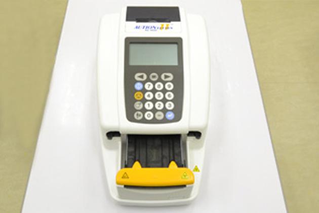 尿糖・尿たんぱく測定器